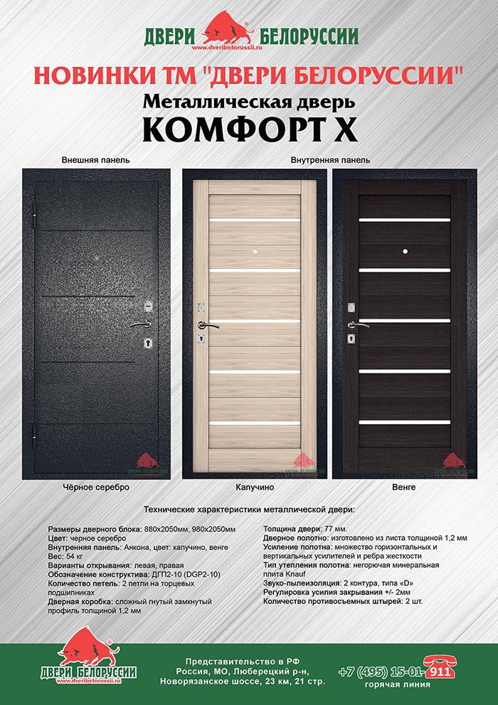 металлические входные двери типы