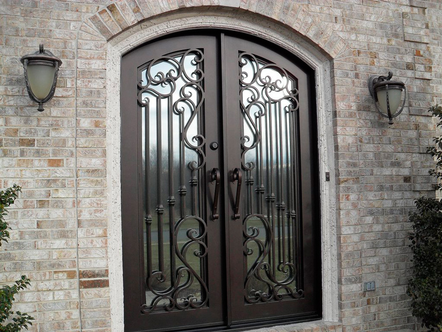 индивидуальное изготовление железных дверей